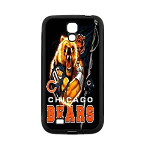 Custom Chicago Bears NFL Back Cover Case for SamSung Galaxy S4 I9500 JNS4-607
