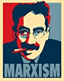 Groucho Marx Poster Marxism Parody