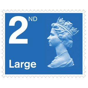 How Much Do Large Letter Stamps Cost