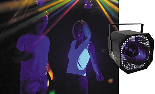 American Dj Uv Canon Blacklight Spotlight by ADJ Products