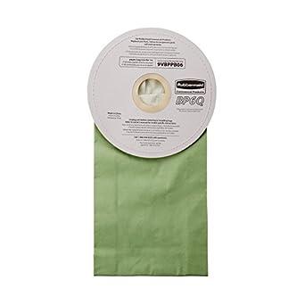 Amazon.com: Bolsa para aspirador Rubbermaid Commercial ...