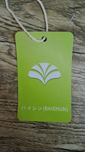 バイシン(BAISHUN)レディース ざっくり ローゲージ ニット コート カジュアル ゆったり ロング カーディガン(ブラック)