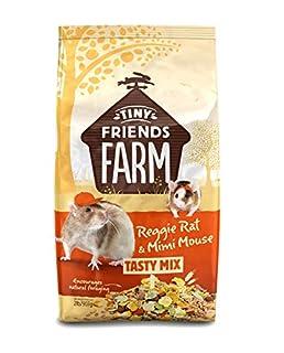 Supreme Tiny Friends Farm Reggie Rat and Mimi Mouse Tasty Mix 2lb (B00VF2IRH0)   Amazon price tracker / tracking, Amazon price history charts, Amazon price watches, Amazon price drop alerts