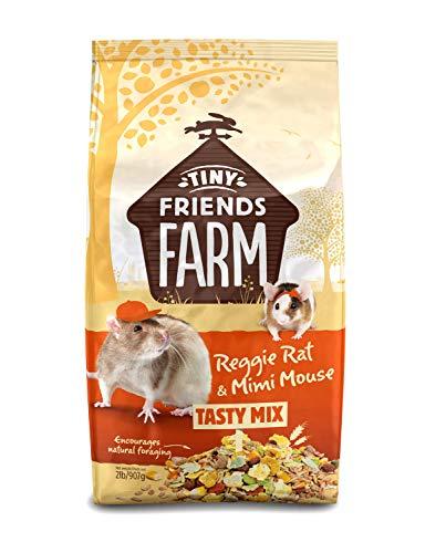 Supreme Tiny Friends Farm Reggie Rat and Mimi Mouse