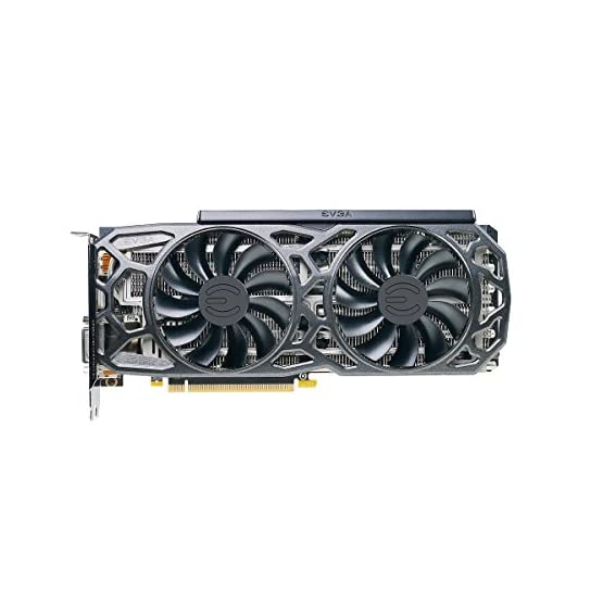 EVGA GeForce GTX 1080 Ti SC Black Edition Gaming, 11GB GDDR5X, iCX Cooler & LED, Optimized Airflow Design, Interlaced… 41 jqoOB9CL. SS555