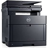 Dell H625CDW Color Cloud Smart Multifunction Laser Printer, Copier, Scanner, Fax - Up to 25 ppm (Mono), Up to 25 ppm (Color) - Up to 600 x 600 dpi (Mono), Up to 600 x 600 (Certified Refurbished)