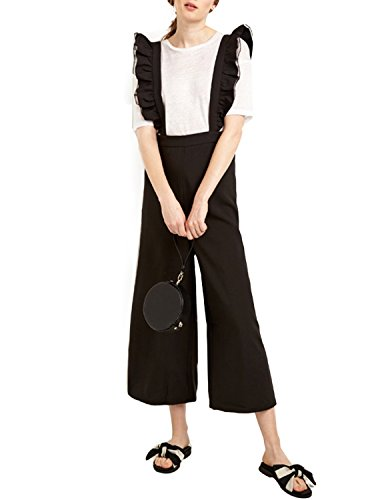 Haoduoyi Vintage Suspender Jumpsuit Overall product image