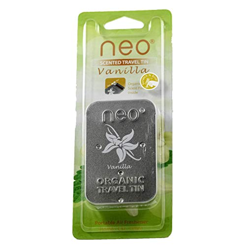 - Neo Scented Travel Tin Vanilla Scent