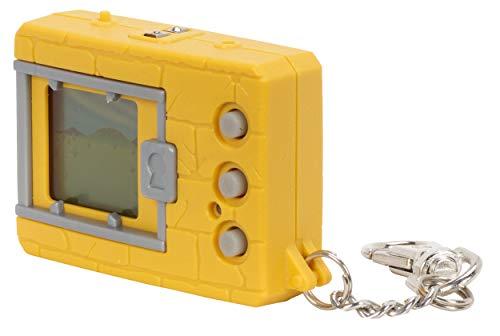 Digimon Bandai Original Digivice Virtual Pet Monster - Yellow