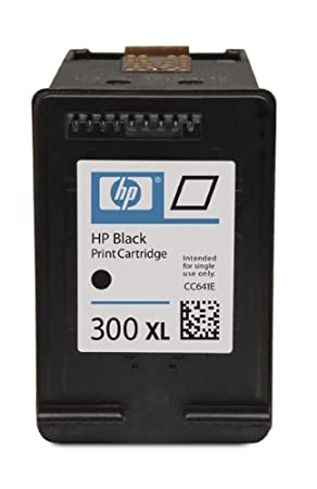 HP 300XL Black Ink Cartridge Original Negro - Cartucho de tinta ...