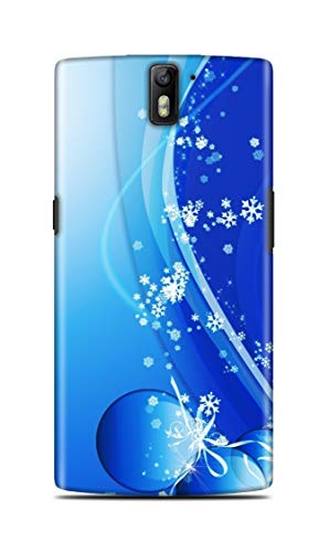 Shengshou Back Cover for OnePlus One  A0001   Plastic|Blue