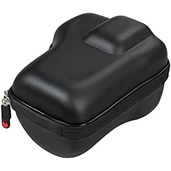 Hard EVA Storage Carrying Travel Case Bag for Canon EOS 80D 77D 70D 60D Rebel T7i 800D T6 1300D T6s 760D T6i 750D T5 1200D T5i 700D T4i 650D T3i 600D T3 1100D DSLR Camera Lens Kit by Hermitshell