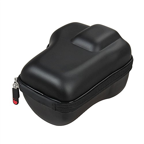 Hard EVA Storage Carrying Travel Case Bag for Canon EOS 80D 77D 70D 60D Rebel T7i 800D T6 1300D T6s 760D T6i 750D T5 1200D T5i 700D T4i 650D T3i 600D T3 1100D DSLR Camera Lens Kit by Hermitshell by Hermitshell