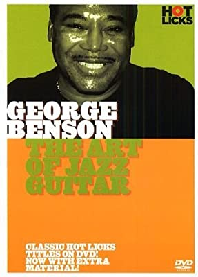 Amazon Com George Benson The Art Of Jazz Guitar Dvd George Benson Movies Tv