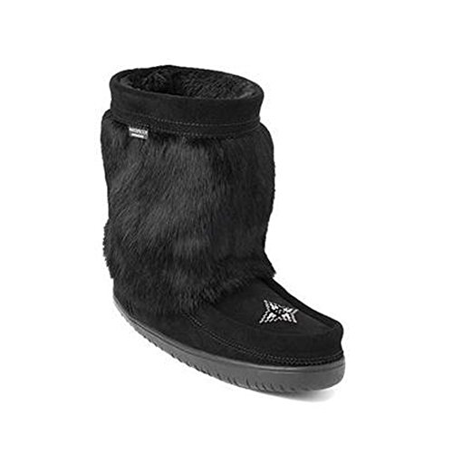 f Mukluk Waterproof Black Winter Boot - 7 ()