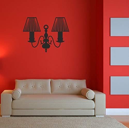 (Aihesui Lamp Wall Art Stickers London Street Light Decal Vinyl Large Transfers Sticker)