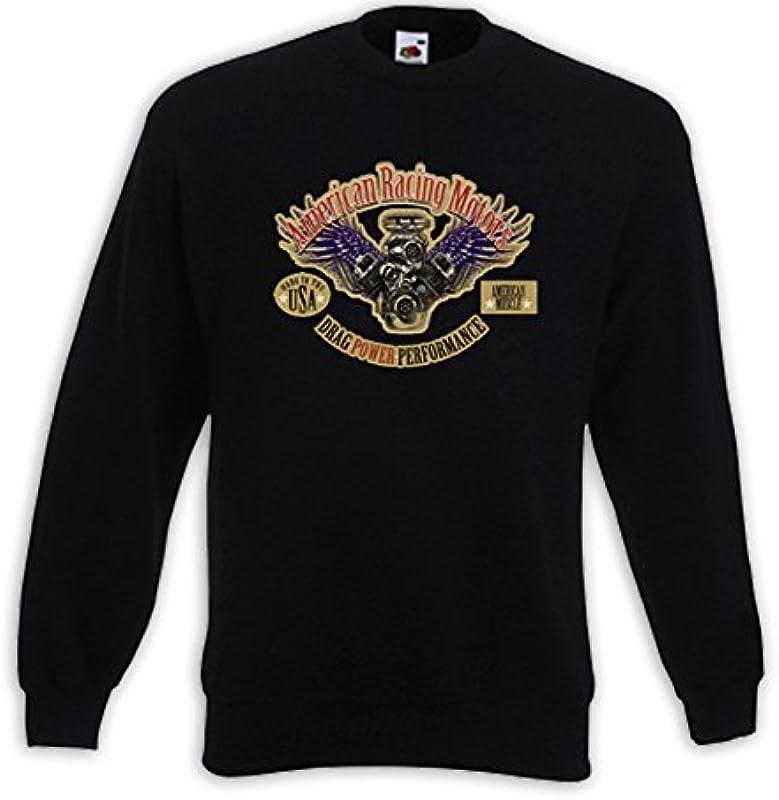Hot Rod swetry Racing silnika USA Rockabilly US Custom V8 Dragster: Odzież
