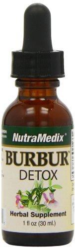 Nutramedix - Burbur Detox - 1 Ounce - Pack of 2