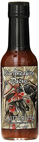 RetailSource Cauterizer Trinidad Scorpion Sauce, 2 Count