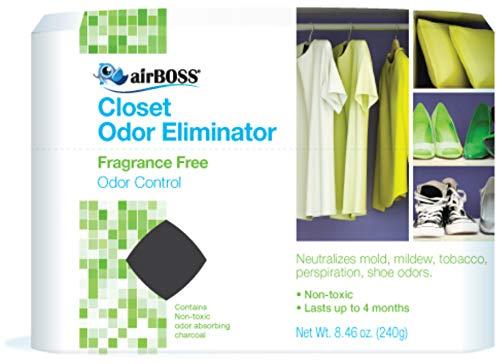Airboss Closet Odor Eliminator Case Of 6 6 Ebay