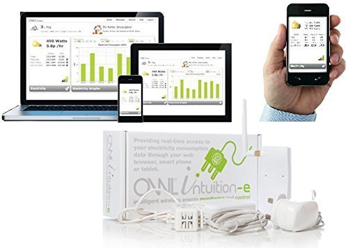 5 opinioni per Owl Intuition-E- Misuratore di energia basato su Web