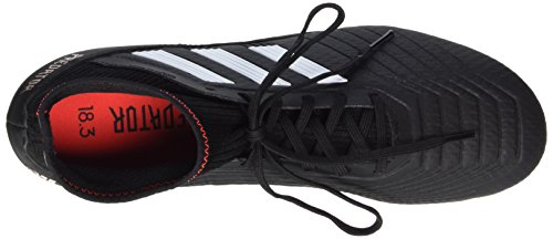 Football Noir Ftwr SG White 3 Chaussures Red Core Predator Black Ftwr 18 Black White Solar Core adidas Homme Solar Red de w8xTFYttn