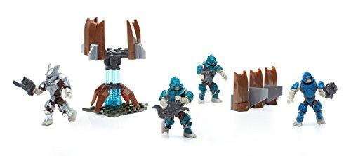 Mega Construx Halo Covenant Brute Lance