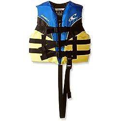 O'Neill Child Superlite USCG Life Vest,Pacific/Yellow/Black/Yellow,30-50 lbs