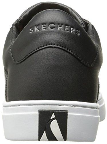 Set Donna Core Skechers Street Side Blk Black Sneaker Nero f7qyp6tw