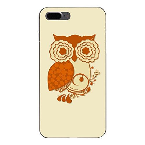 "Disagu Design Case Coque pour Apple iPhone 7 Plus Housse etui coque pochette ""Eule"""