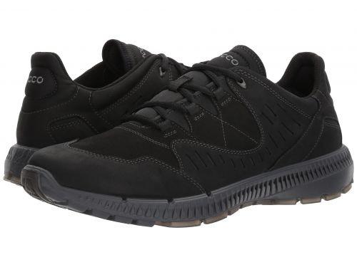 ECCO Sport(エコー スポーツ) メンズ 男性用 シューズ 靴 スニーカー 運動靴 Terrawalk - Black/Black [並行輸入品] B07C8L3WDW
