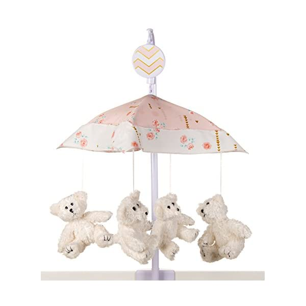 Glenna Jean Cottage Collection Audrey Musical Mobile