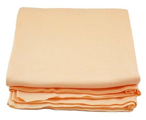 100% Cotton Knit Waldorf Doll Skin Fabric – One Yard Blush