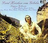 Lord Krishna Von Goloka by Sergius Golowin