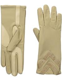 Women's Spandex smarTouch Chevron Gloves