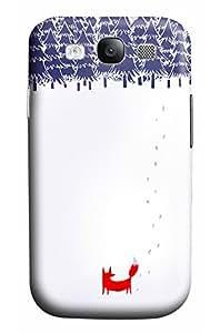 Super-GG limited edition Classic Design PC Samsung Galaxy S3 Case 140620017