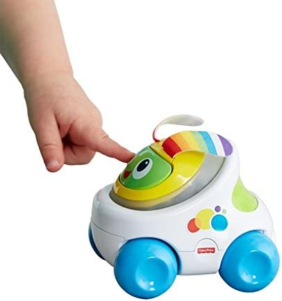 Fisher Price franz/ösische Version Bebo der Roboter