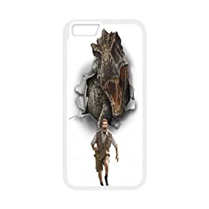 Custom Case Jurassic World For iPhone 6 Plus 5.5 Inch N7X9Q3091