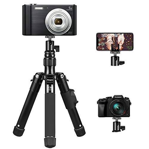 Fotopro Fotopro Selfie Stick Tripod, Extendable Selfie Stick Tripod with Phone Mount for Smart Phone and Camera