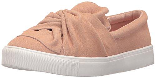 MIA Women's Zahara Fashion Sneaker, Blush, 8 M US