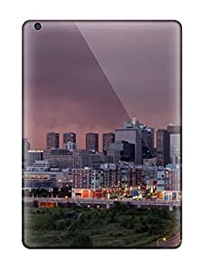 Valerie Lyn Miller Ipad Air Well-designed Hard Case Cover Chicago City Protector