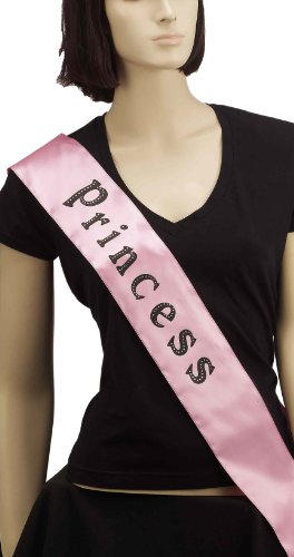 Forum Novelties Princess Party (Princess Sash)