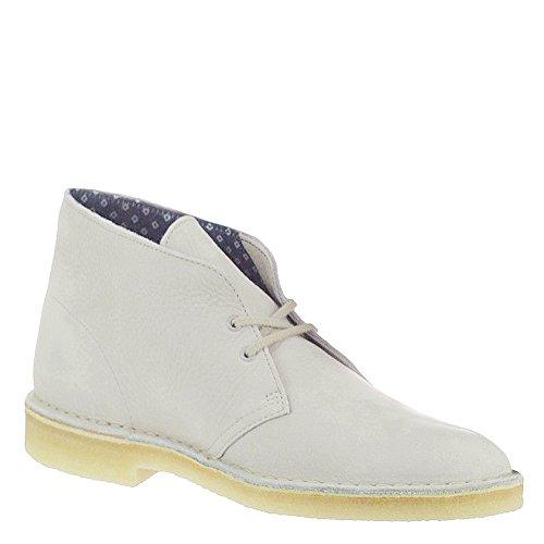 Clarks Mens Desert Boot Stone Nubuck 06670 (us8 (d))