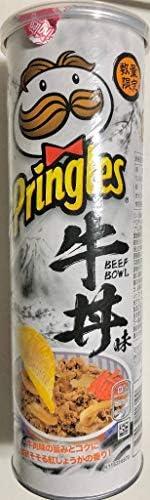 プリングルズ 牛丼味 110g X12個