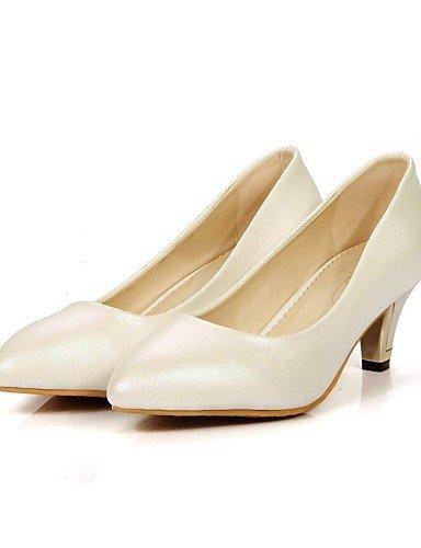 lavoro Beige Matrimonio serale 5 Cn32 Vestito Bianco Evento Blu Donna us3 Uk1 Uomo Rosa Heel Ragazza casual GGX Unisex e Ufficio 5 Beige Eu33 Ia0wfq
