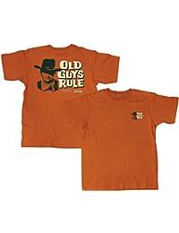 A Man's Got To Have A Code Men's T-Shirt, Large