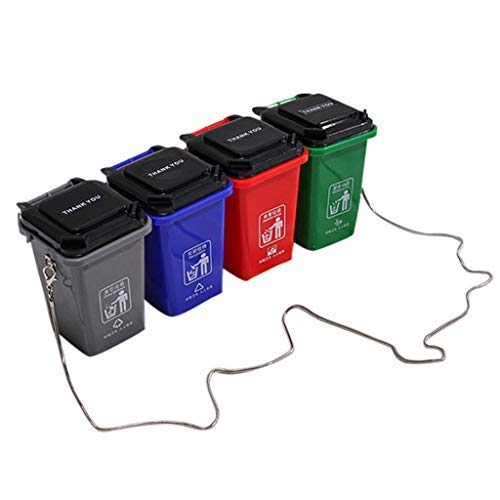Samoii Women's Messenger Bag Trash Can Bag, Cute Environmental Protection Bag Garbage Sorting Bag