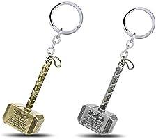 Amazon.com: Value-Smart-Toys - Thor Hammer Keychain Ogrim ...