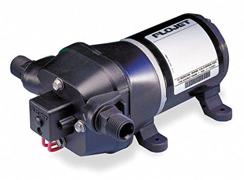 (Quad Chamber Diaphragm On-Demand Potable Water System Pump, Voltage: 12VDC, Polypropylene)