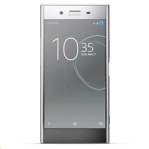 "Xperia XZ Premium G8142 64GB Luminous Chrome, Dual Sim, 5.5"", GSM Unlocked International Model, No Warranty"